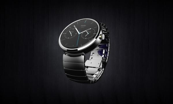 Motorola apresenta o Moto 360, seu relógio inteligente com Android Wear