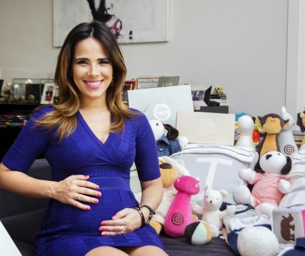 Wanessa fala sobre a gravidez: