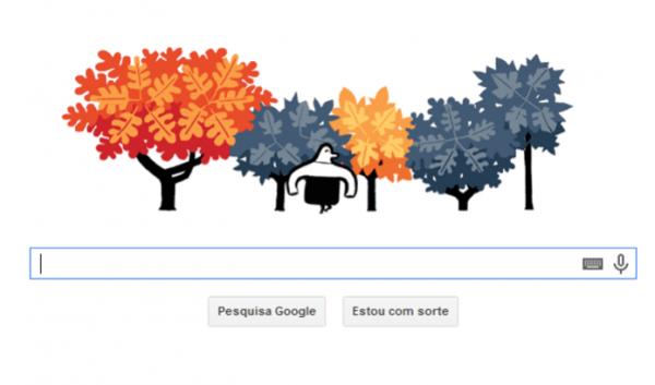 Equinócio de Outono é celebrado em Doodle do Google; entenda o que é