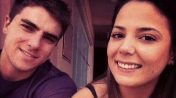 Thais aceita pedido inusitado de casamento de botafoguense: ?Alegria dupla?, comemora ele