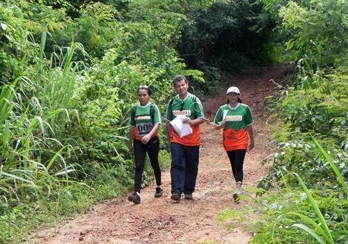 Cajuína Trekking reúne 35 equipes na 1ª etapa do Campeonato Florestal Nacional