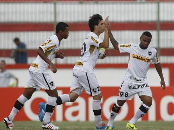 Botafogo empata e se despede de forma melancólica do Carioca