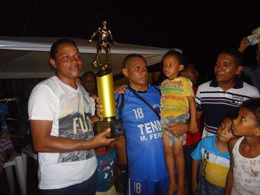 Cruzeiro de Miguel Leão vence final do campeonato municipal de futebol