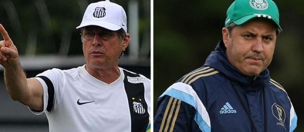 Na Vila, Santos e Palmeiras duelam pelo primeiro lugar geral no Paulistão
