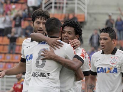 Romarinho brilha, Corinthians dá adeus e rebaixa o Atlético Sorocaba