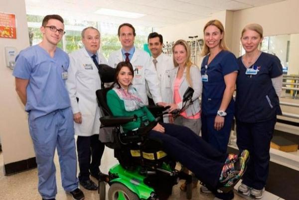Lais Souza recorda acidente e mostra determinação no tratamento