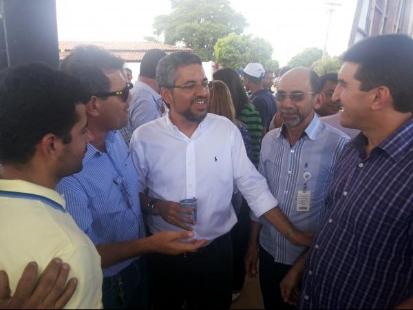 Wellington Dias e JVC participam de eventos em S.R.Nonato - Imagem 2