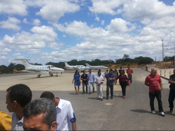Wellington Dias e JVC participam de eventos em S.R.Nonato - Imagem 9