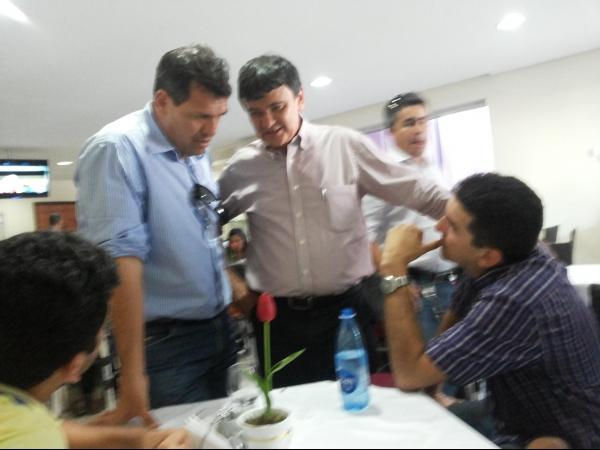 Wellington Dias e JVC participam de eventos em S.R.Nonato - Imagem 1
