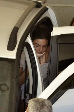 Em recuperação após acidente, Isis Valverde deixa elenco de filme