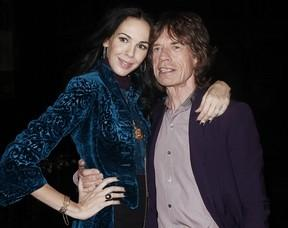 Funeral da namorada de Mick Jagger terá cerca de 60 pessoas