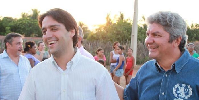 Dep. Flavio Nogueira Junior prestigia aniversario de São Miguel do Tapuio