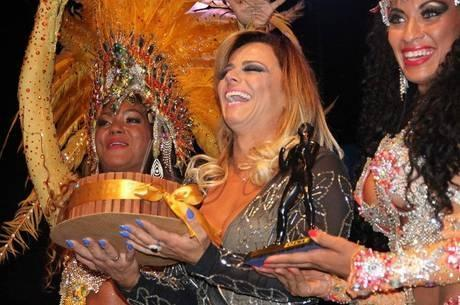 Viviane Araujo é rebaixada e ganha papel menor em novela, diz jornal