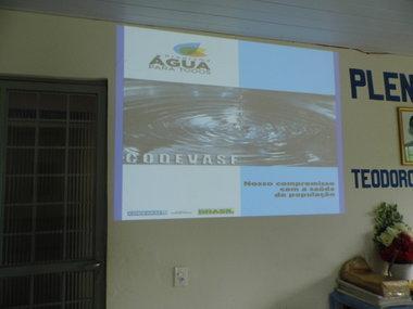 Famílias da zona rural, serão assistidas pelo programa Federal Água para todos