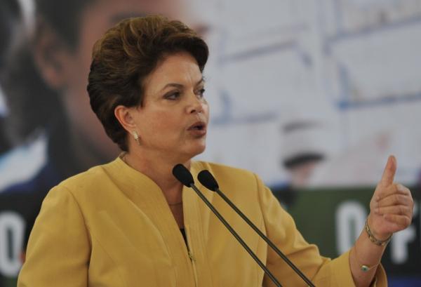 Dilma pede ?tolerância zero