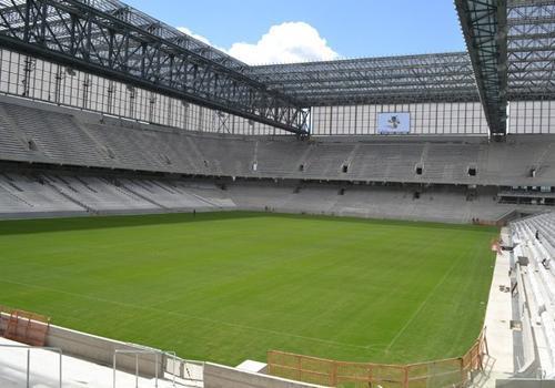 Jogo que reabre Arena pode ter Adriano titular