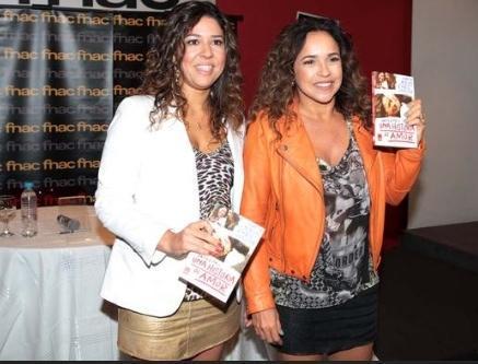 Mulher de Daniela Mercury faz a linha cão de guarda e não sai da cola da cantora