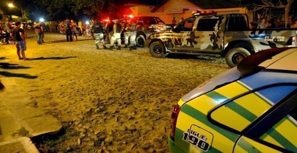 Polícia Militar consegue prender dupla de foragidos da Penitenciária Mista de Parnaíba