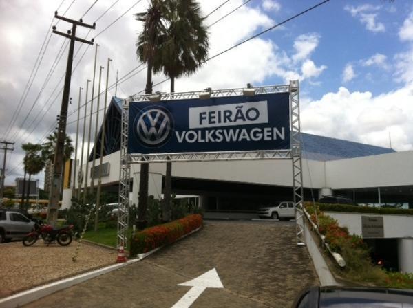 Alemanha Veículos tem plantão de vendas até as 20h com condição de financiamento exclusiva do Banco Volkswagen neste sábado