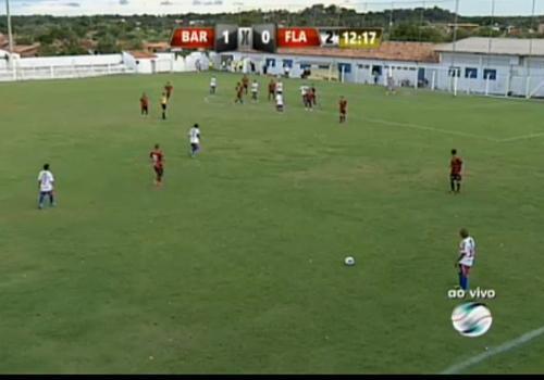 Campeonato Piauiense: Barras vence o Flamengo/PI por 2 a 0 no Juca Fortes