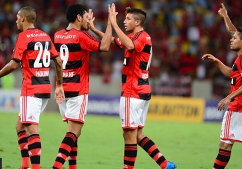Fla vence Cabofriense e tem sua vaga na final do Carioca