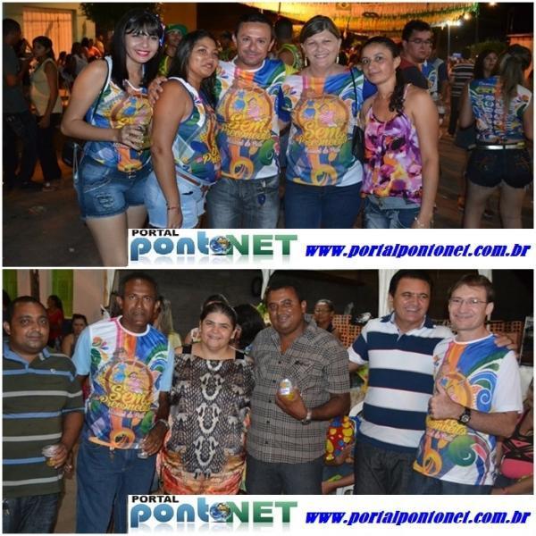 MASSAFOLIA leva multidão ao corredor da folia em Massapê do Piauí, veja fotos! - Imagem 9