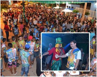 MASSAFOLIA leva multidão ao corredor da folia em Massapê do Piauí, veja fotos!