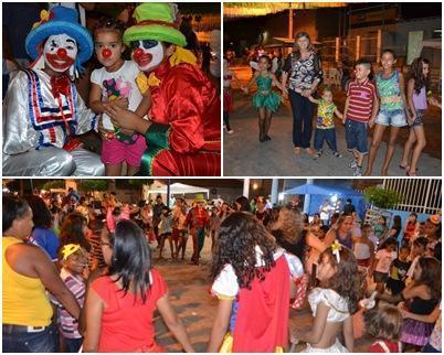 Prefeitura de Massapê promoveu Matinê carnavalesco para crianças, veja fotos!