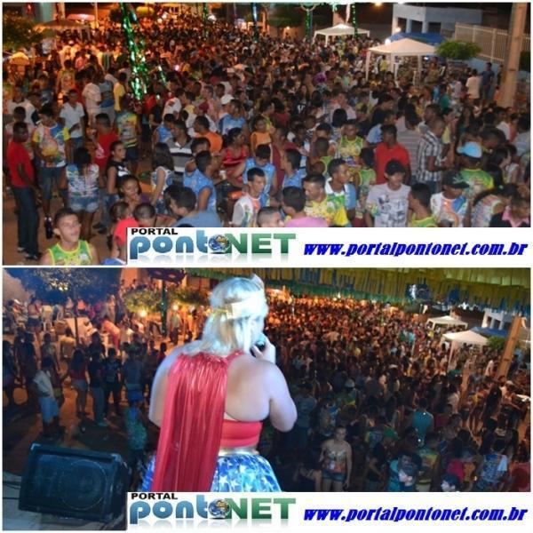 MASSAFOLIA leva multidão ao corredor da folia em Massapê do Piauí, veja fotos! - Imagem 4