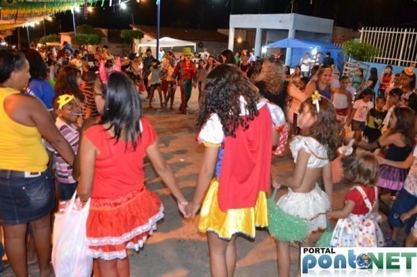 Prefeitura de Massapê promoveu Matinê carnavalesco para crianças, veja fotos!  - Imagem 8