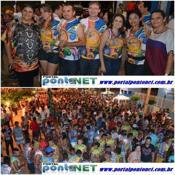 MASSAFOLIA leva multidão ao corredor da folia em Massapê do Piauí, veja fotos! - Imagem 3