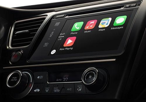 Projeto da Apple quer experiência de uso do iPhone dentro de paniel carro
