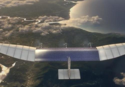 Facebook quer levar web a regiões pobres com drones movidos à energia solar