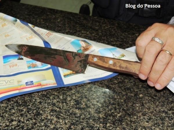 Homem é morto a facadas após discussão por rixa antiga em Parnaíba