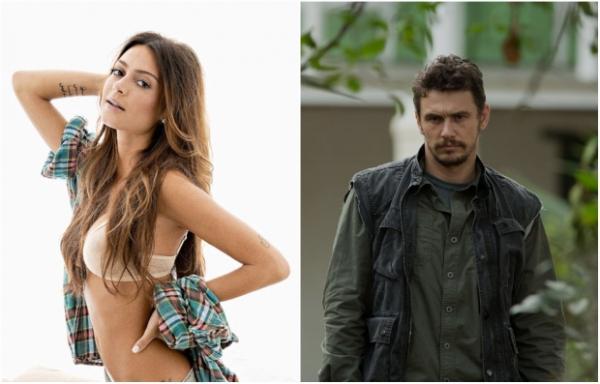 A verdade sobre o que há entre Thaila Ayala e James Franco
