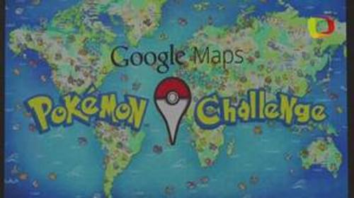 Google lança uma pegadinha de 1º de abril com Pokémons