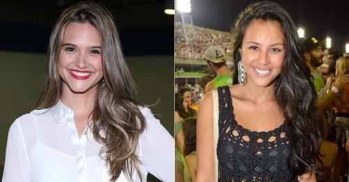 Atrizes de Além do Horizonte contam como mantêm os cabelos lindos