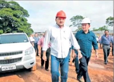 Wilson destaca obras de mobilidade em todo Piauí