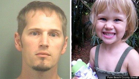 Garota de 3 anos pega a arma do pai e morre com uma bala no cérebro ao puxar o gatilho