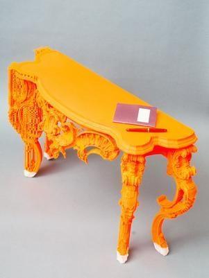 Impressora 3D gigante pode criar móveis em tamanho real