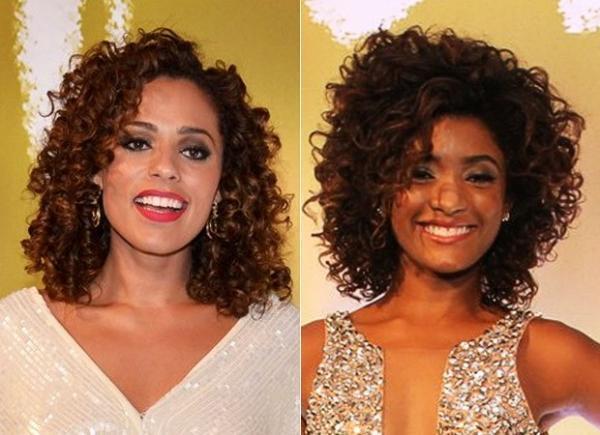 Veja como ter cabelos com cachos iguais aos das atrizes de