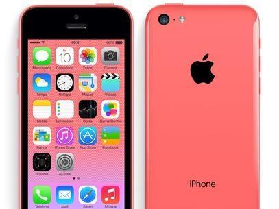 iPhone 5c est com encalhe de tr黌 milhs de unidades, diz site