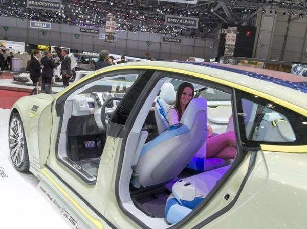 Salão do Automóvel de Genebra: carros futuristas têm