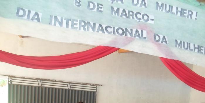 CRAS realiza comemorações ao dia Internacional da Mulher em Campinas do Piauí