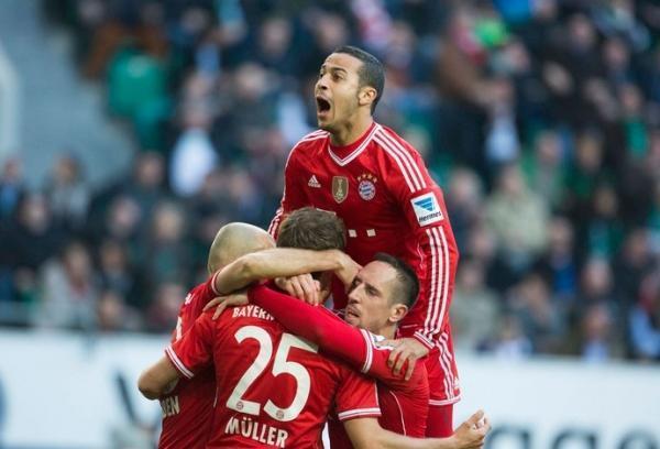 Bayern goleia mais um e faz história com 16ª vitória consecutiva no Alemão