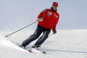Jornais dizem que Schumacher melhora e começa a respirar sem aparelhos