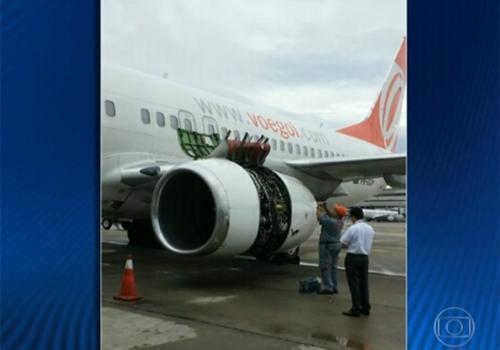 Avião da Gol pode ter sofrido falha de manutenção, dizem especialistas