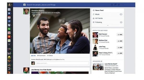 Cinco coisas que você precisa saber sobre o novo feed do seu Facebook