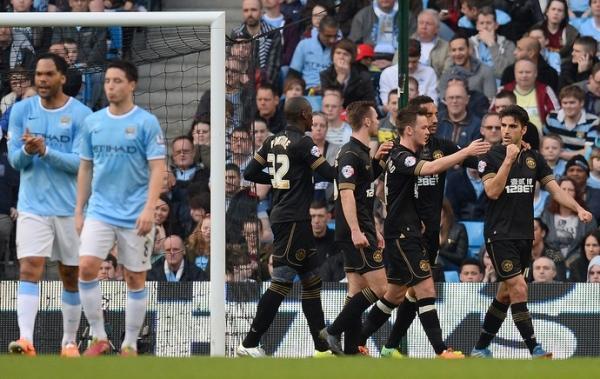 Copa da Inglaterra: City perde para time da Segundona e se despede