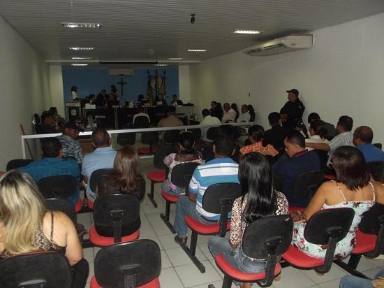 Justiça de Guadalupe realiza julgamento com Júri Popular - Imagem 7